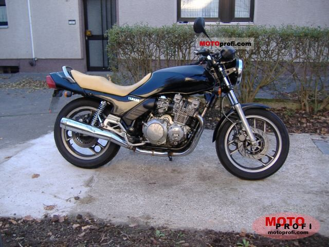 1987 yamaha xj 900 f moto zombdrive com. Black Bedroom Furniture Sets. Home Design Ideas