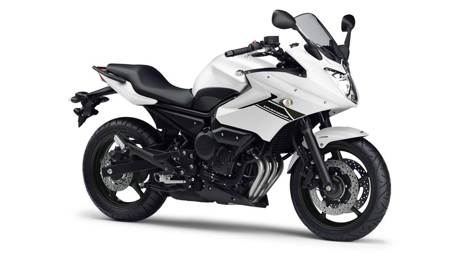 Yamaha XJ6 Diversion #1