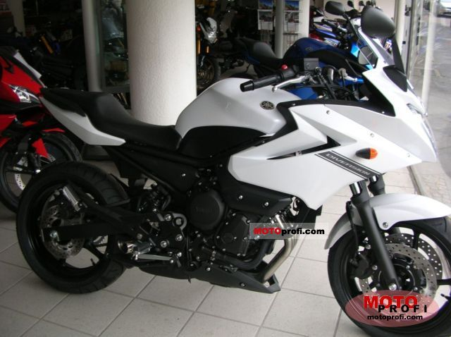 Yamaha XJ6 Diversion 2011 #4