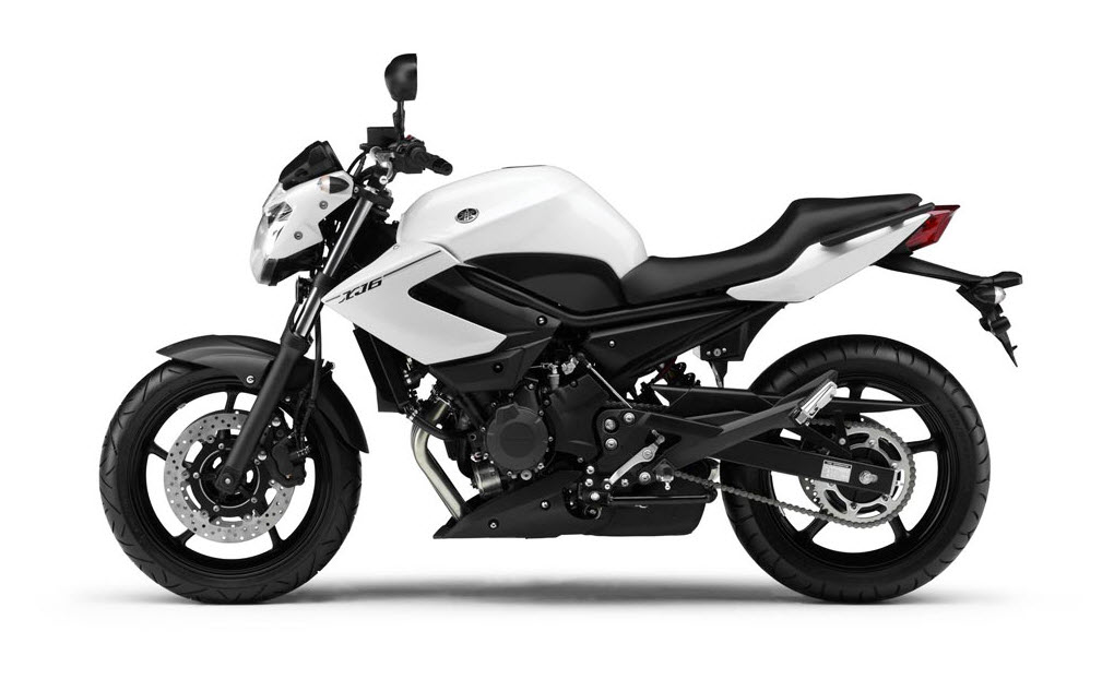 Yamaha XJ6 Diversion 2011 #6