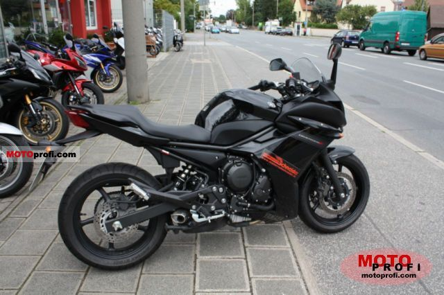 Yamaha XJ6 Diversion 2011 #9