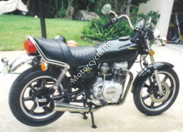 Yamaha XS 400 DOHC (reduced effect) 1986 #5