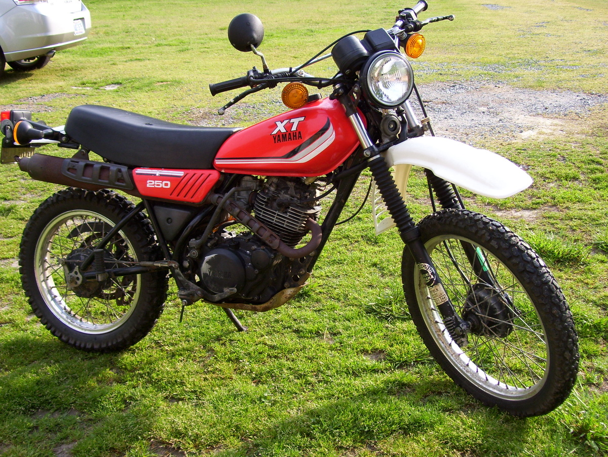 Yamaha Xt 250 Wiring Diagram - Go Wiring Diagrams on