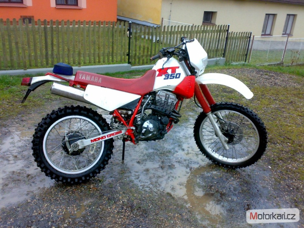 Yamaha XT350 - Off-Road Forums & Discussion Groups