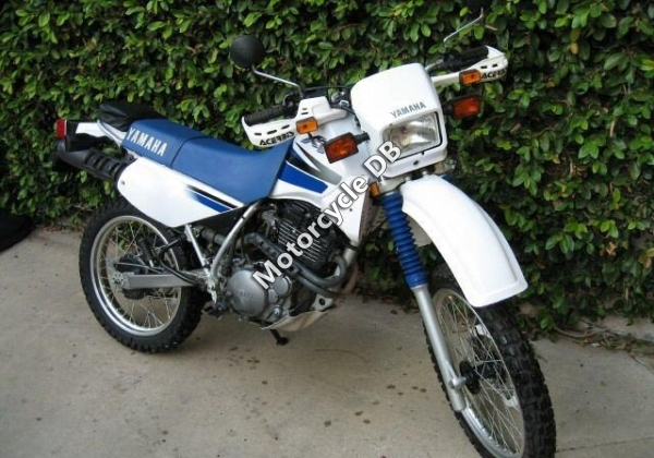 Yamaha XT 350 (reduced effect) 1988 #1
