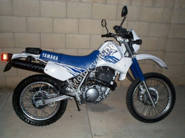 Yamaha XT 350 (reduced effect) 1988 #6