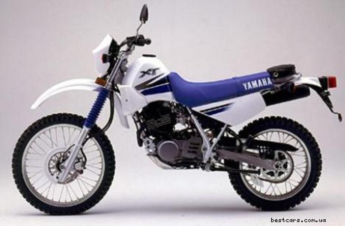 Yamaha XT 350 (reduced effect) 1988 #9