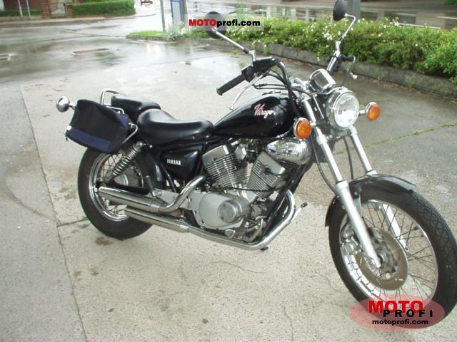 Yamaha XV 250 (reduced effect) #2