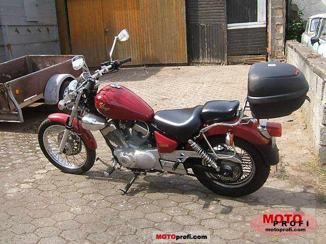 Yamaha XV 250 (reduced effect) #4