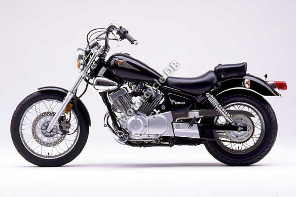 Yamaha XV 250 (reduced effect) #9