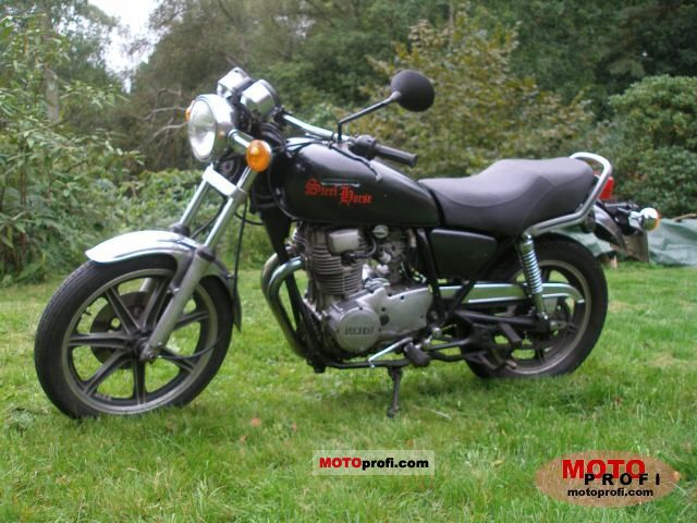 Yamaha XV 750 Special (reduced effect) 1981 #10