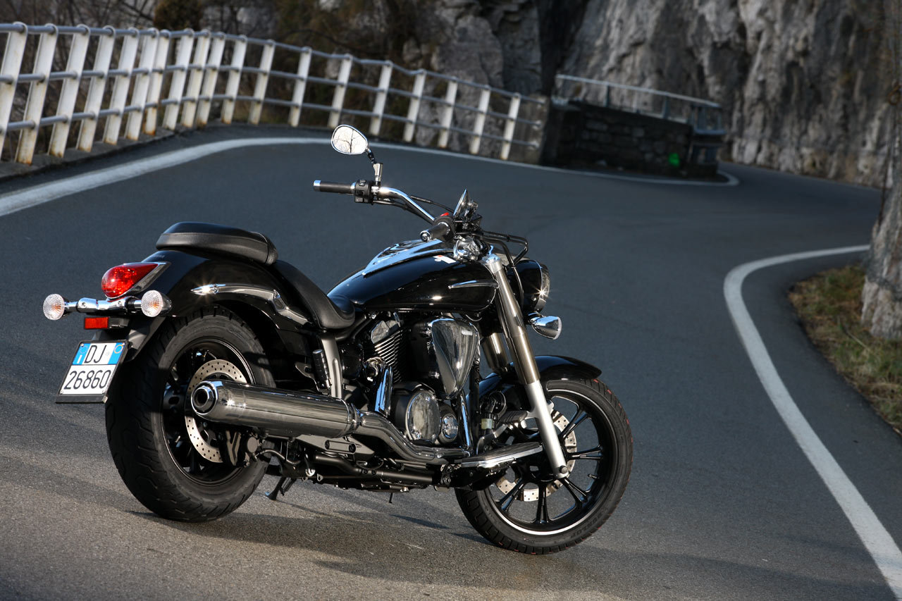 Yamaha XVS950A Midnight Star 2010 #14