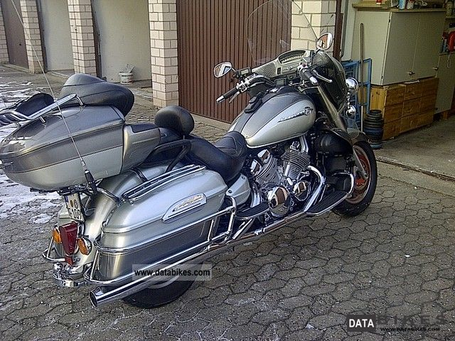 Yamaha XVZ 1300 TF Royal Star Venture 2002 #1