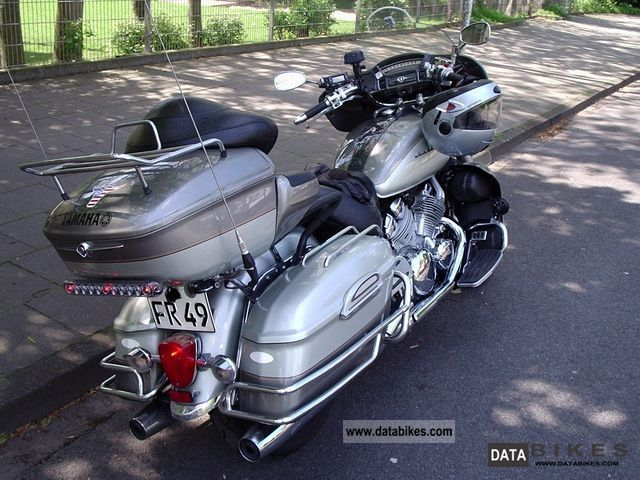 Yamaha XVZ 1300 TF Royal Star Venture 2002 #2