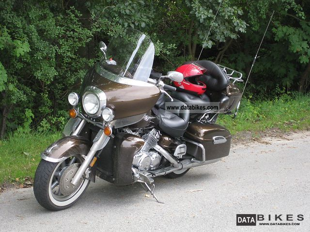 Yamaha XVZ 1300 TF Royal Star Venture 2002 #8