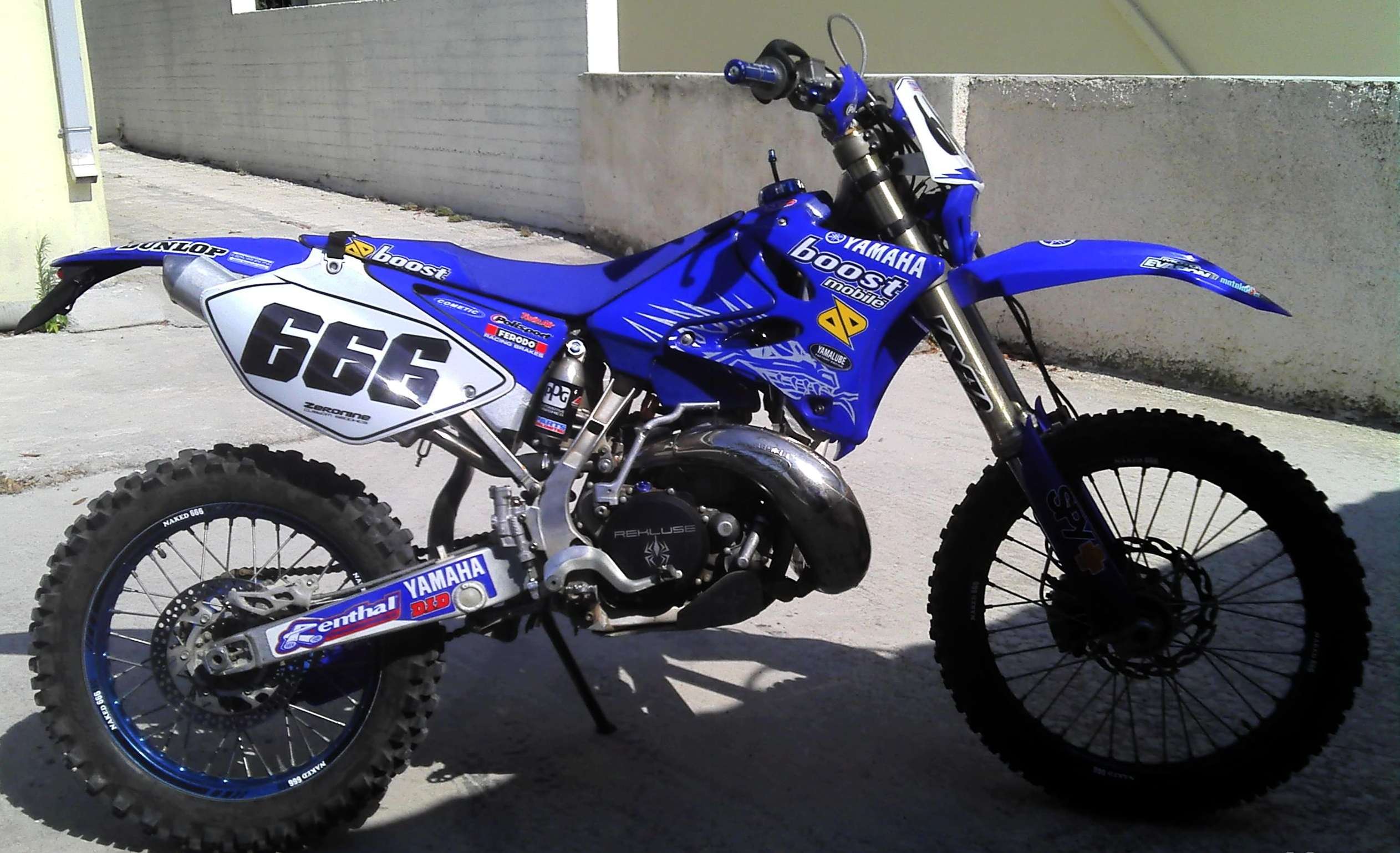 Yz 250 for sale autos post for 1995 yamaha yz250 for sale