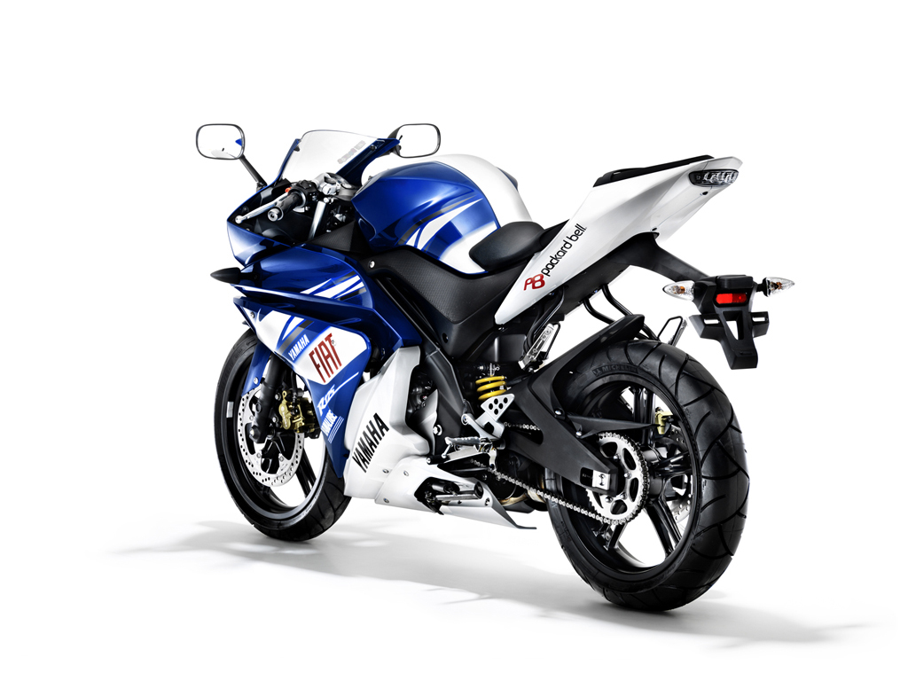 2009 yamaha yzf r 125 moto zombdrive com. Black Bedroom Furniture Sets. Home Design Ideas