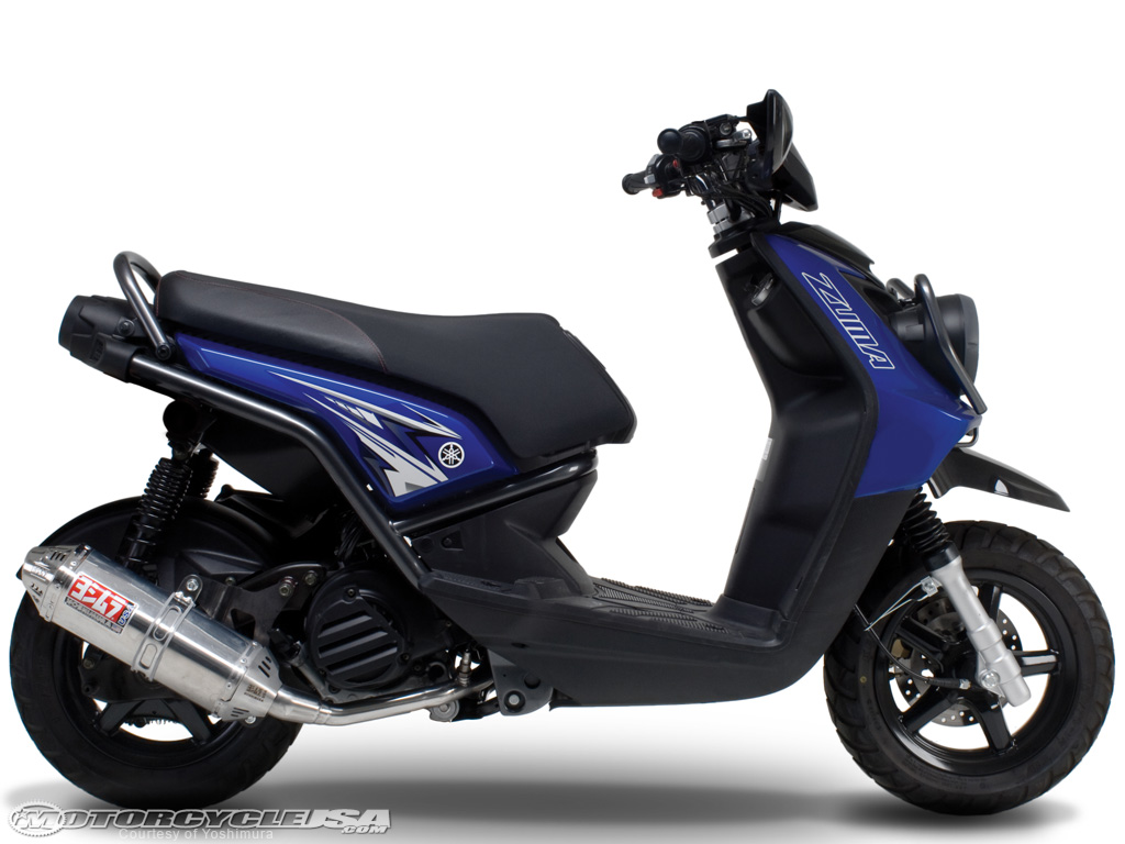 2010 yamaha zuma 125 moto zombdrive com. Black Bedroom Furniture Sets. Home Design Ideas