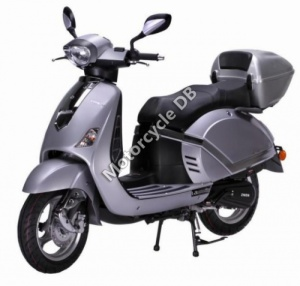 Znen ZN 125-21, aperfect bike for active touring #8