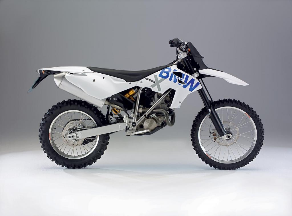 2008 Bmw 450 Sports Enduro Moto Zombdrive Com