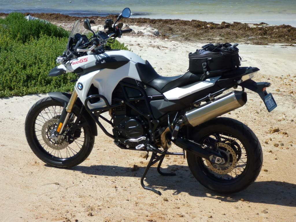 2010 Bmw F800gs Seat Height
