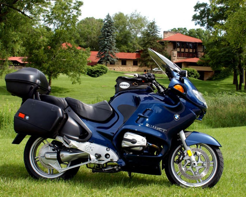 2005 Bmw R1200rt Seat Height