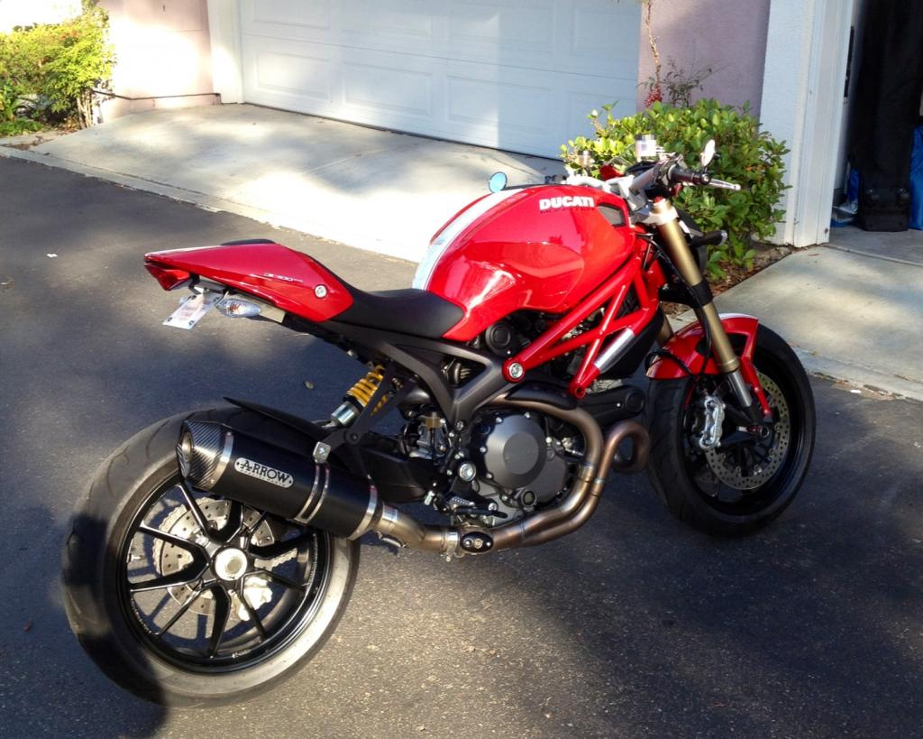 2012 ducati monster 1100 evo moto zombdrive com. Black Bedroom Furniture Sets. Home Design Ideas