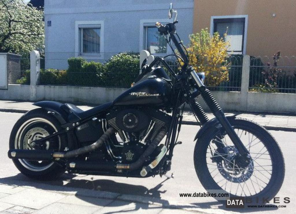 2006 harley davidson fxstb night train moto zombdrive com. Black Bedroom Furniture Sets. Home Design Ideas