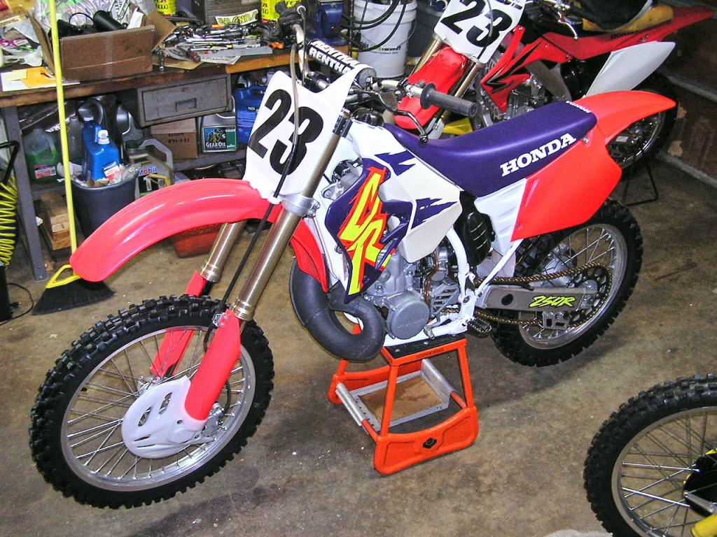 Cr 125 Seat Height