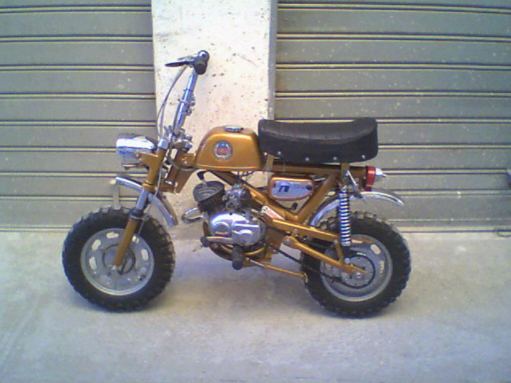 Honda Cross Minibike 1970 Mini Trail 50 800 1024 1280 1600 Origin
