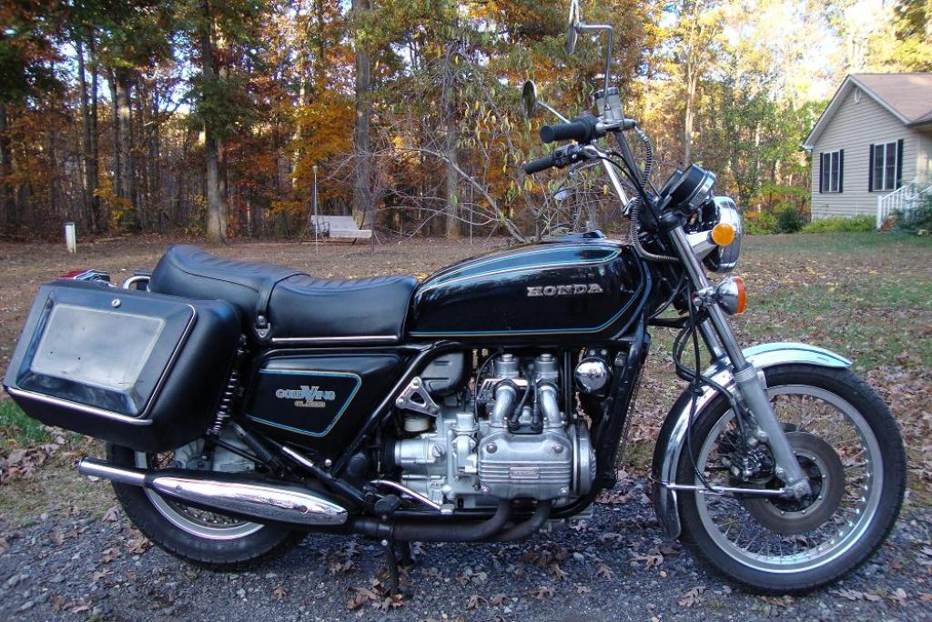 Honda Gl Silver Wing Reduced Effect on Honda Gl500 Specs