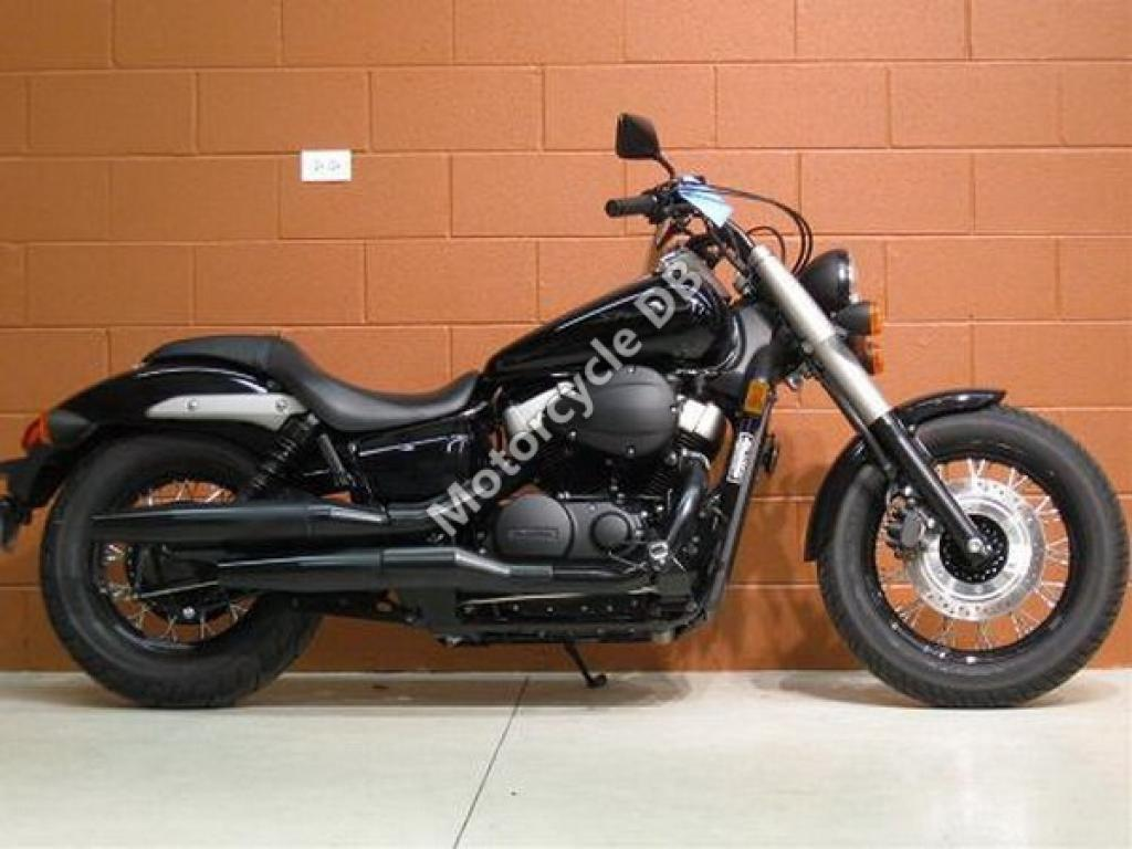 Honda black Shadow #11