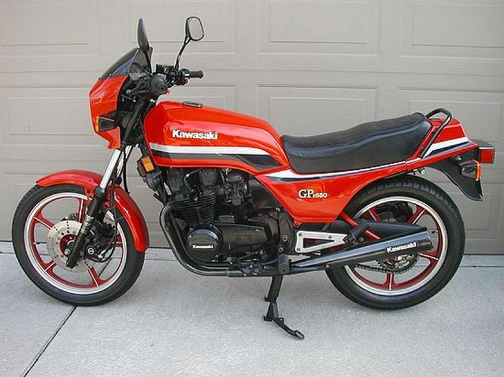Kawasaki Gpz  For Sale