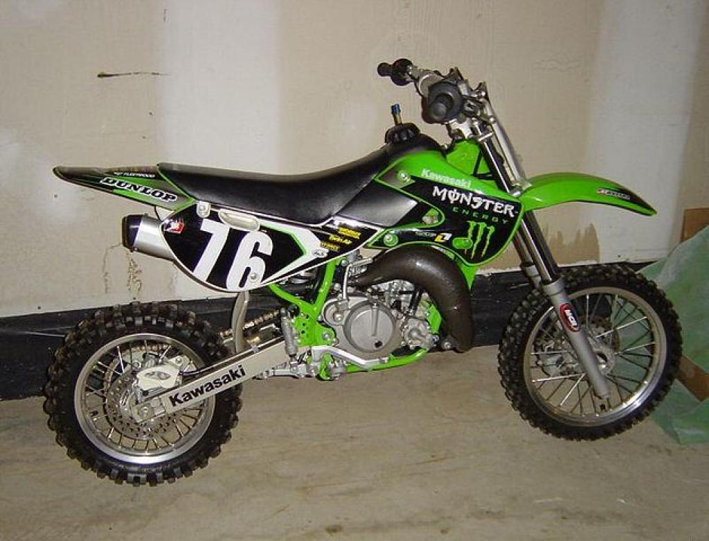 2008 kawasaki kx65 moto zombdrive com. Black Bedroom Furniture Sets. Home Design Ideas