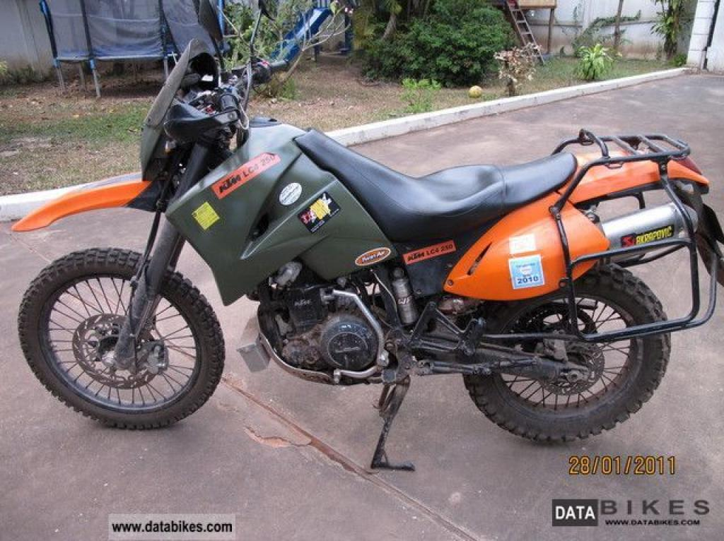 ktm ktm enduro 600 lc 4 competition moto zombdrive com. Black Bedroom Furniture Sets. Home Design Ideas