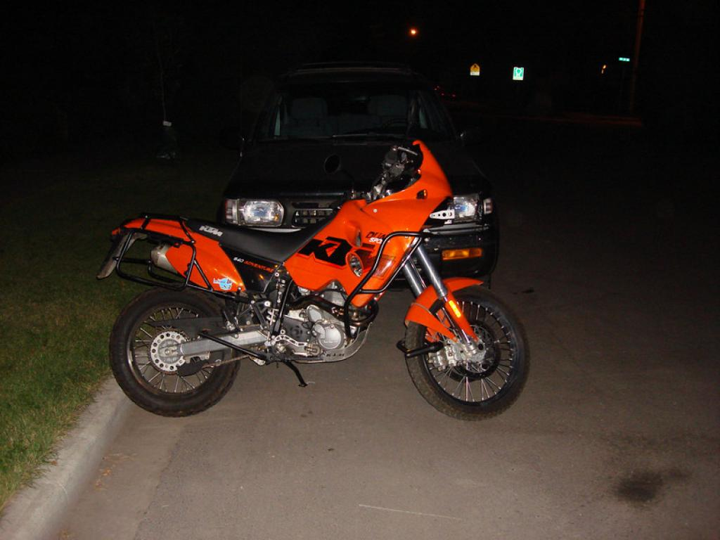 1990 ktm enduro 600 lc 4 reduced effect moto zombdrive com. Black Bedroom Furniture Sets. Home Design Ideas