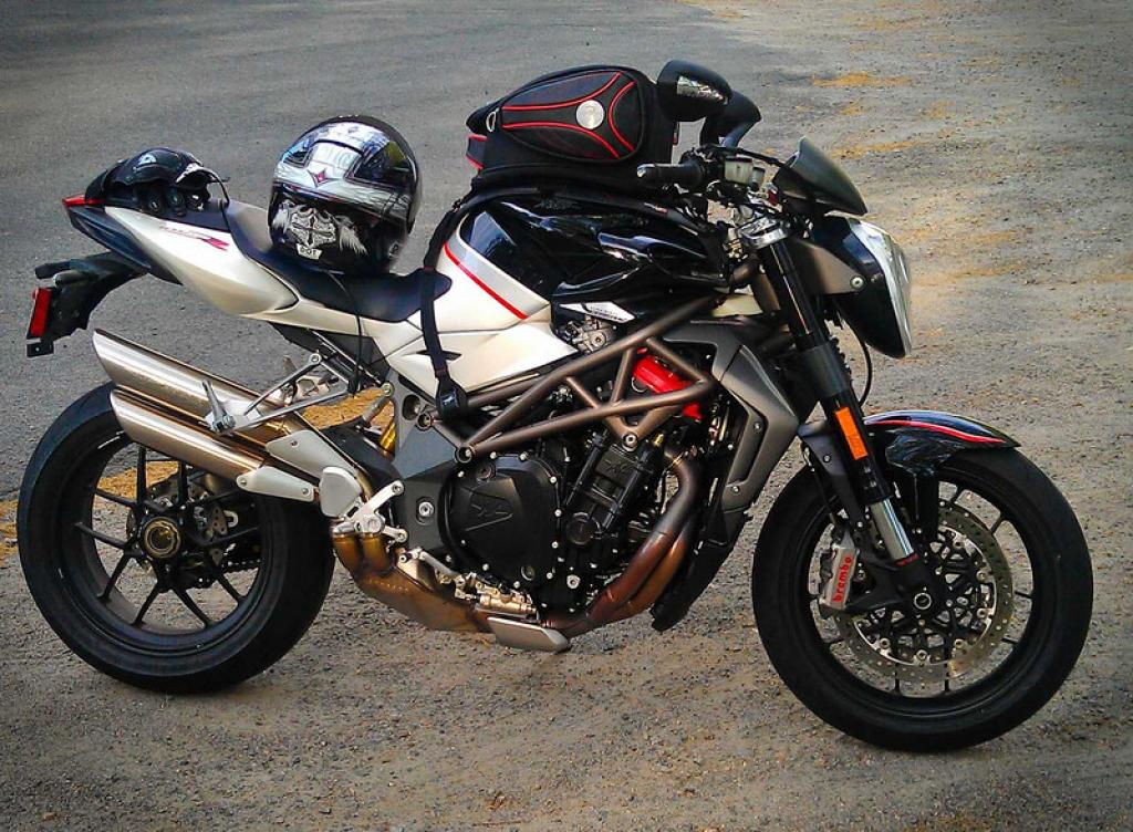 2009 MV Agusta Brutale 910 Hydrogen specifications and