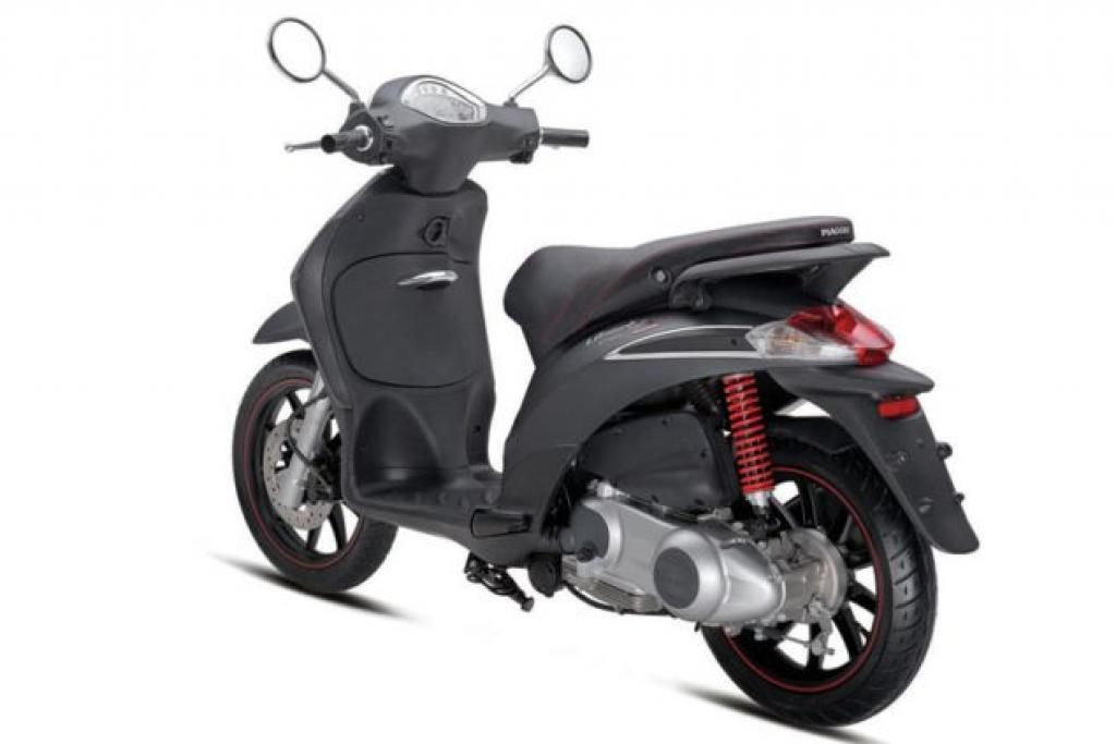 2007 piaggio liberty s 125 moto zombdrive com. Black Bedroom Furniture Sets. Home Design Ideas
