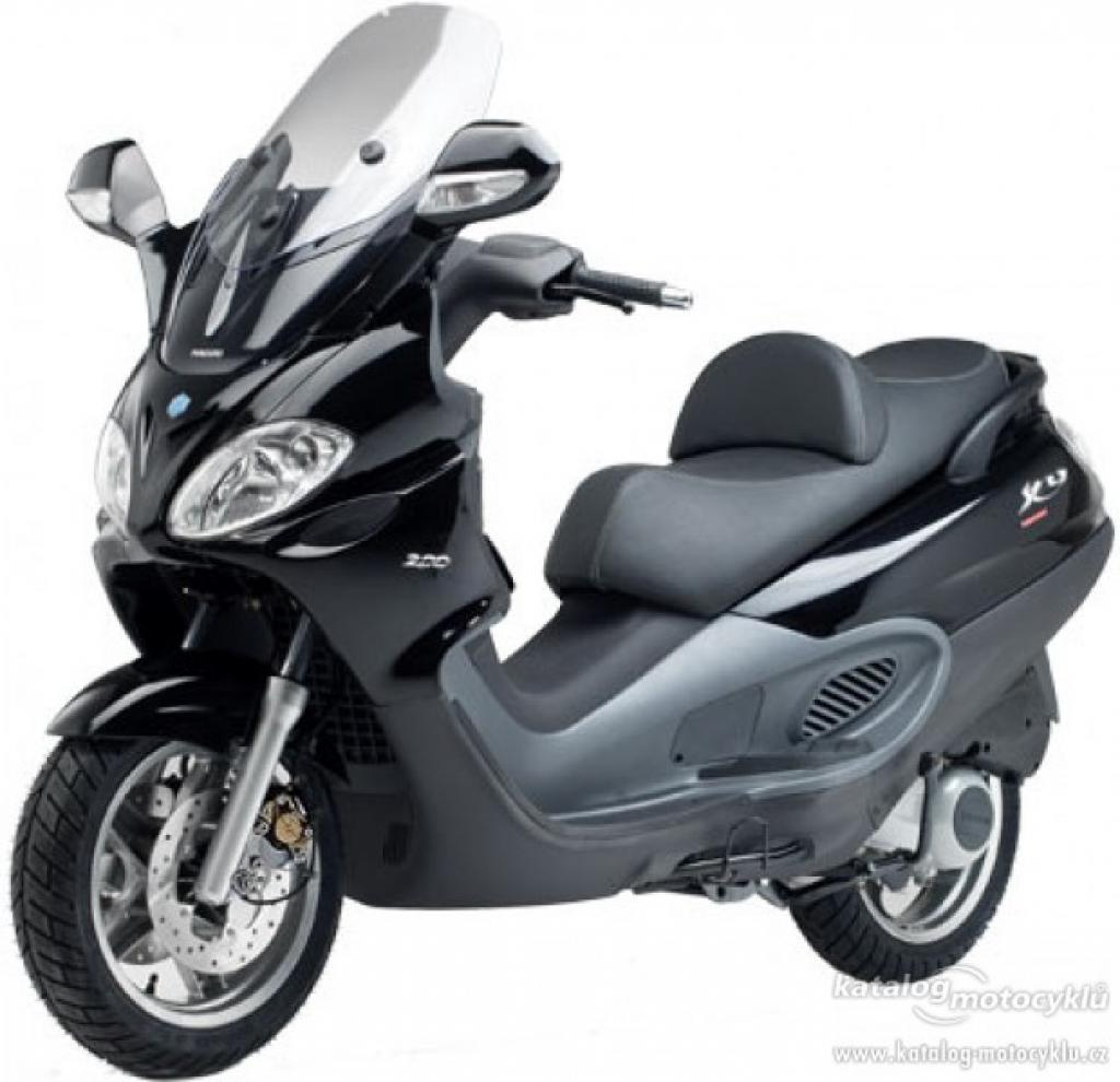 2006 piaggio x9 evolution 125 moto zombdrive com. Black Bedroom Furniture Sets. Home Design Ideas