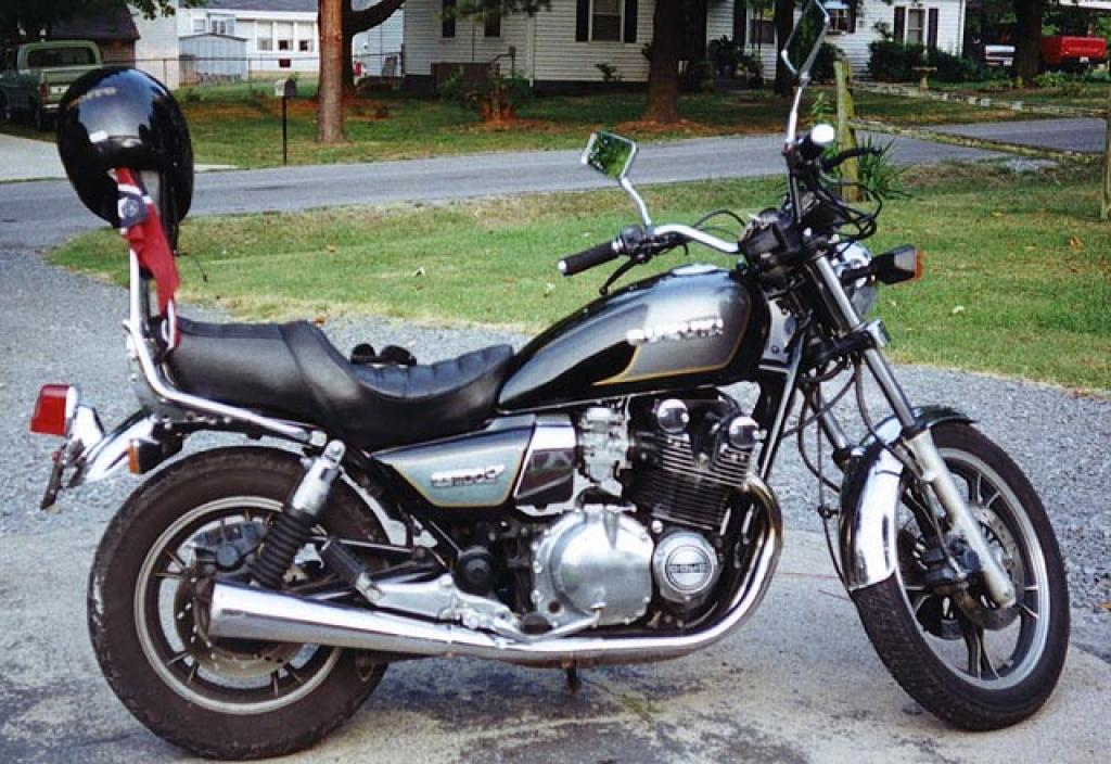 Review of Suzuki GS 1100 G 1988: pictures, live photos