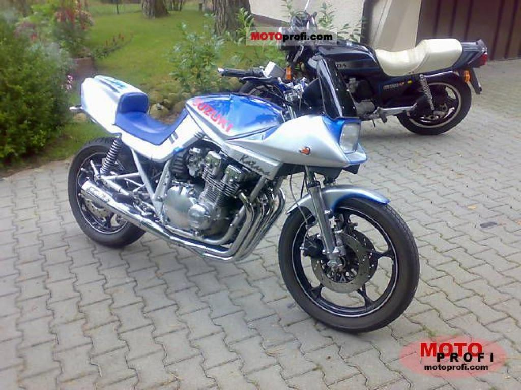 1982 suzuki gsx 750 s katana moto zombdrive com. Black Bedroom Furniture Sets. Home Design Ideas