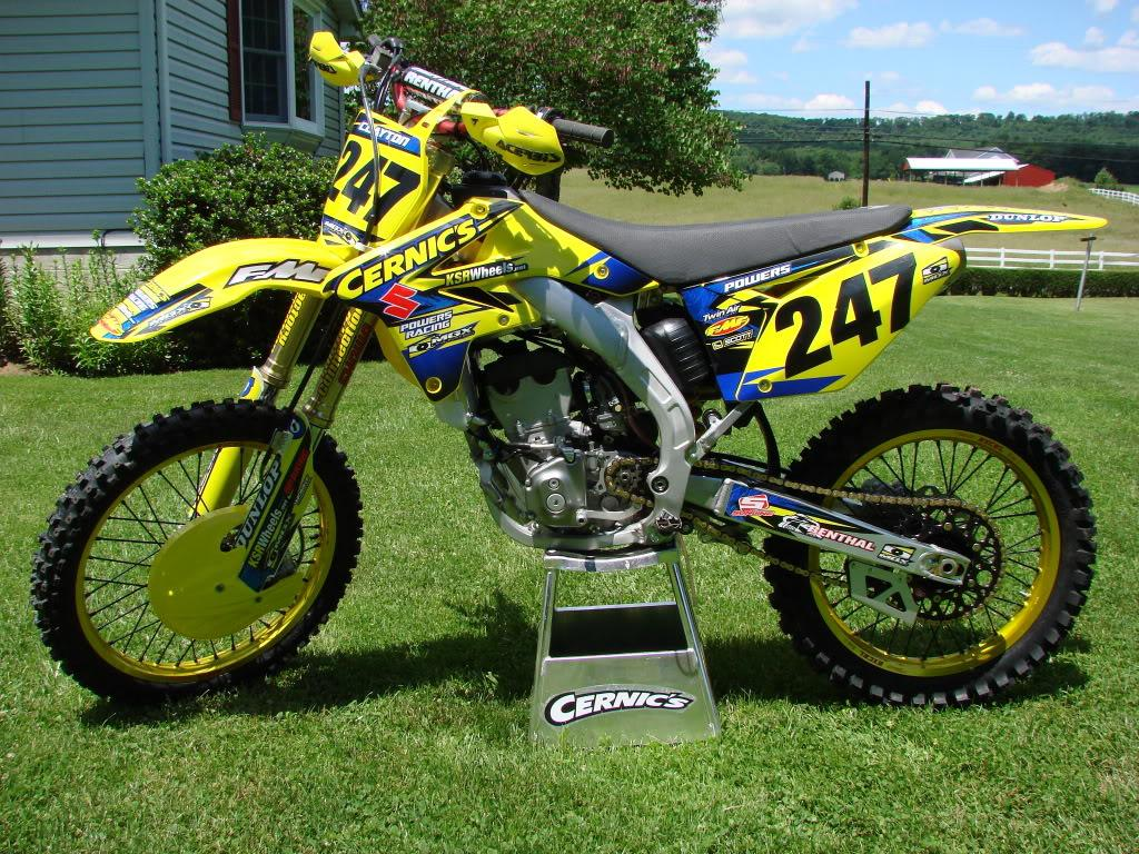 2009 suzuki rm z250 moto zombdrive com. Black Bedroom Furniture Sets. Home Design Ideas