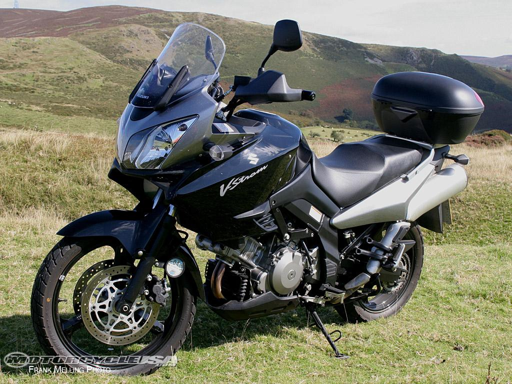 2005 suzuki v strom 650 moto zombdrive com. Black Bedroom Furniture Sets. Home Design Ideas
