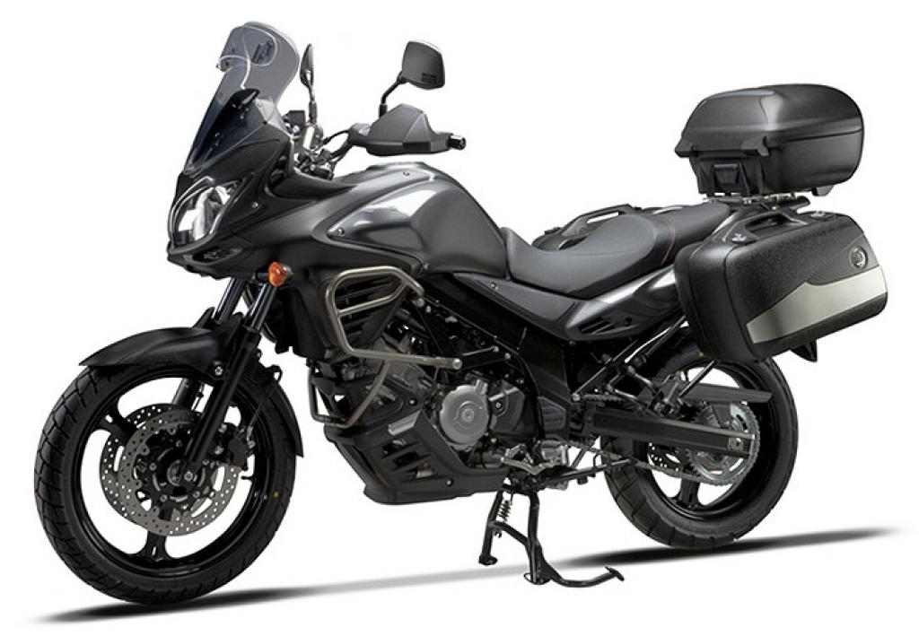 2013 suzuki v strom 650 abs grand tourer moto zombdrive com. Black Bedroom Furniture Sets. Home Design Ideas