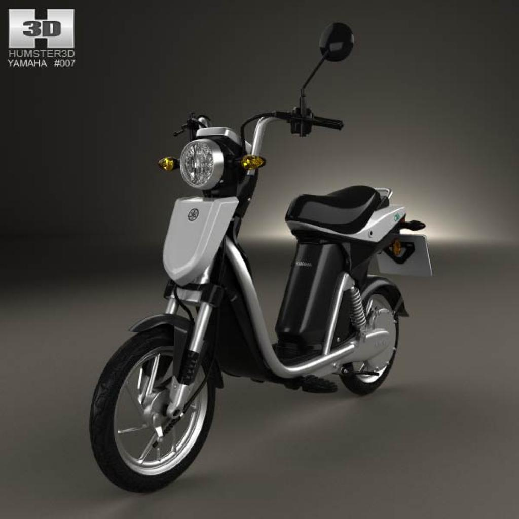 2014 yamaha ec 03 moto zombdrive com. Black Bedroom Furniture Sets. Home Design Ideas