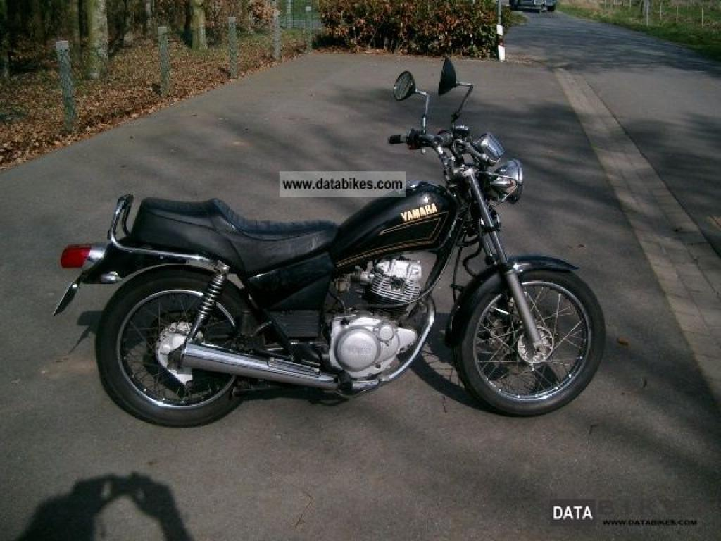 2000 yamaha sr 125 moto zombdrive com. Black Bedroom Furniture Sets. Home Design Ideas
