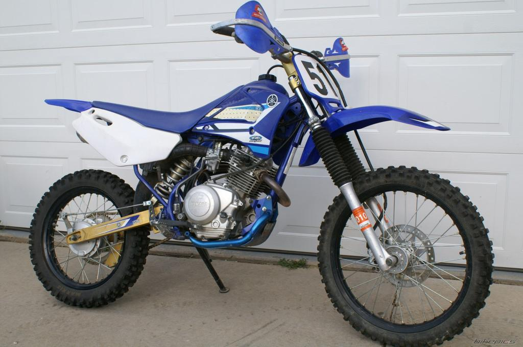 Ttr 125 Images - Reverse Search