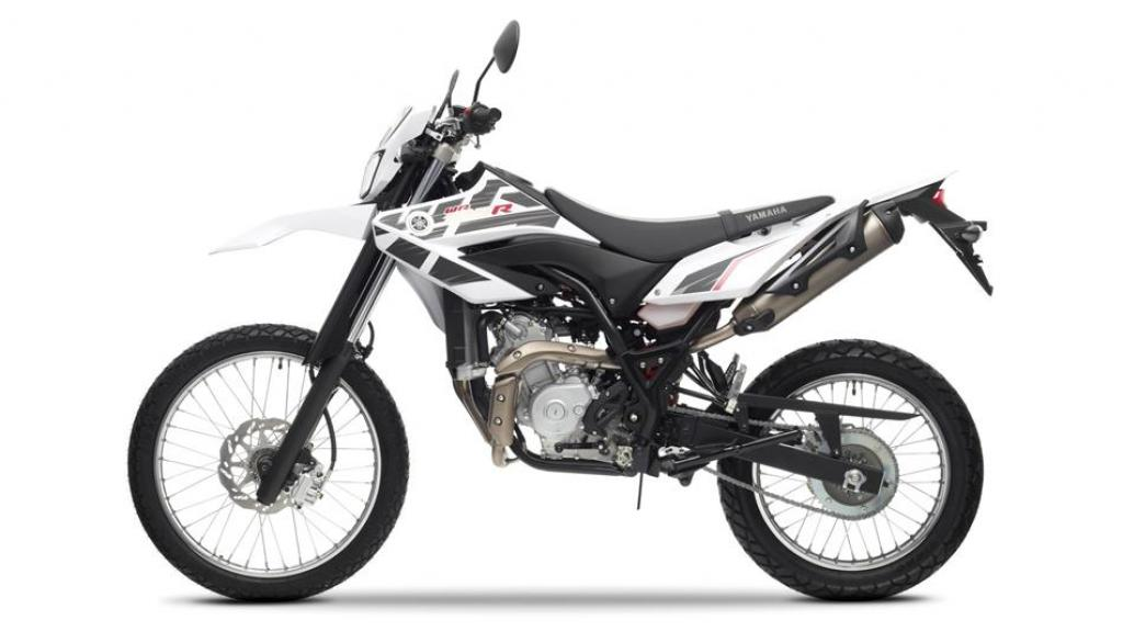 Specifications Of Yamaha Wrr