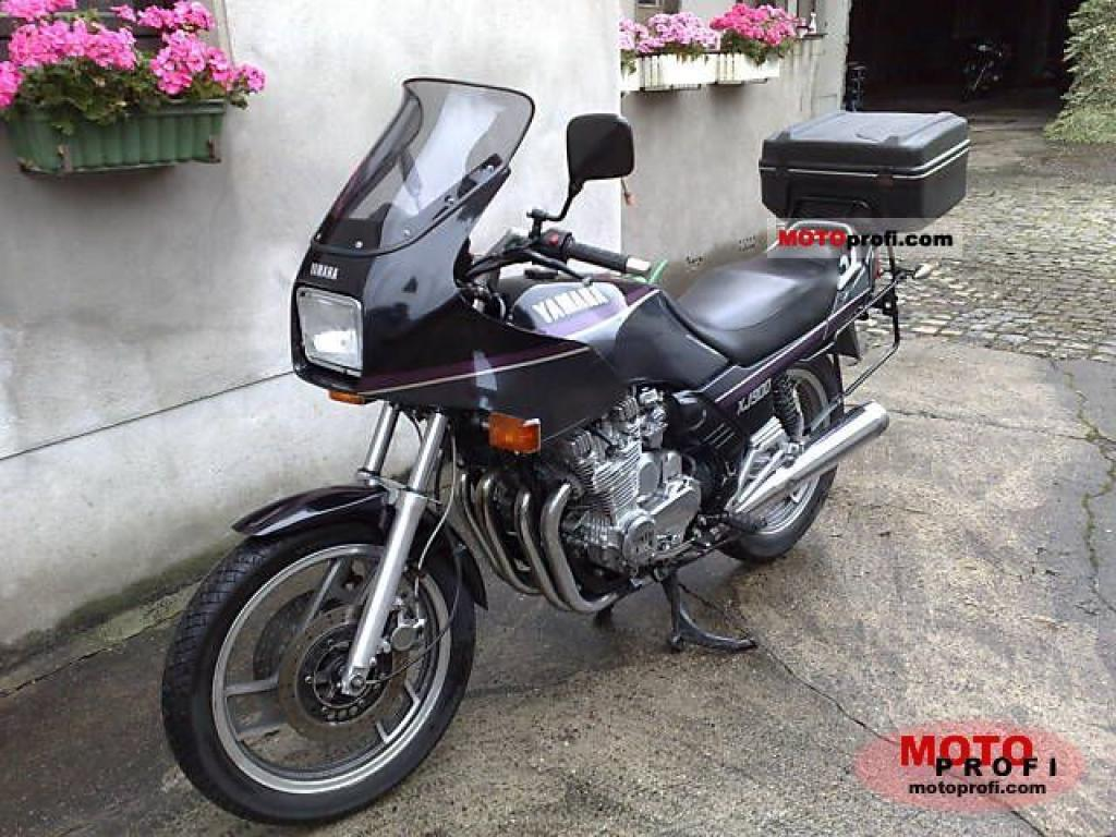 1994 yamaha xj 900 f moto zombdrive com. Black Bedroom Furniture Sets. Home Design Ideas