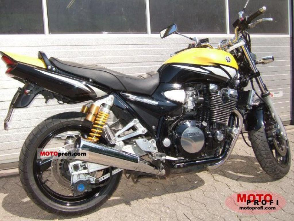 2003 yamaha xjr 1300 moto zombdrive com. Black Bedroom Furniture Sets. Home Design Ideas